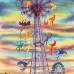 Randy Klein Coney Island print
