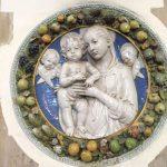 Andrea Della Robbia, tondo